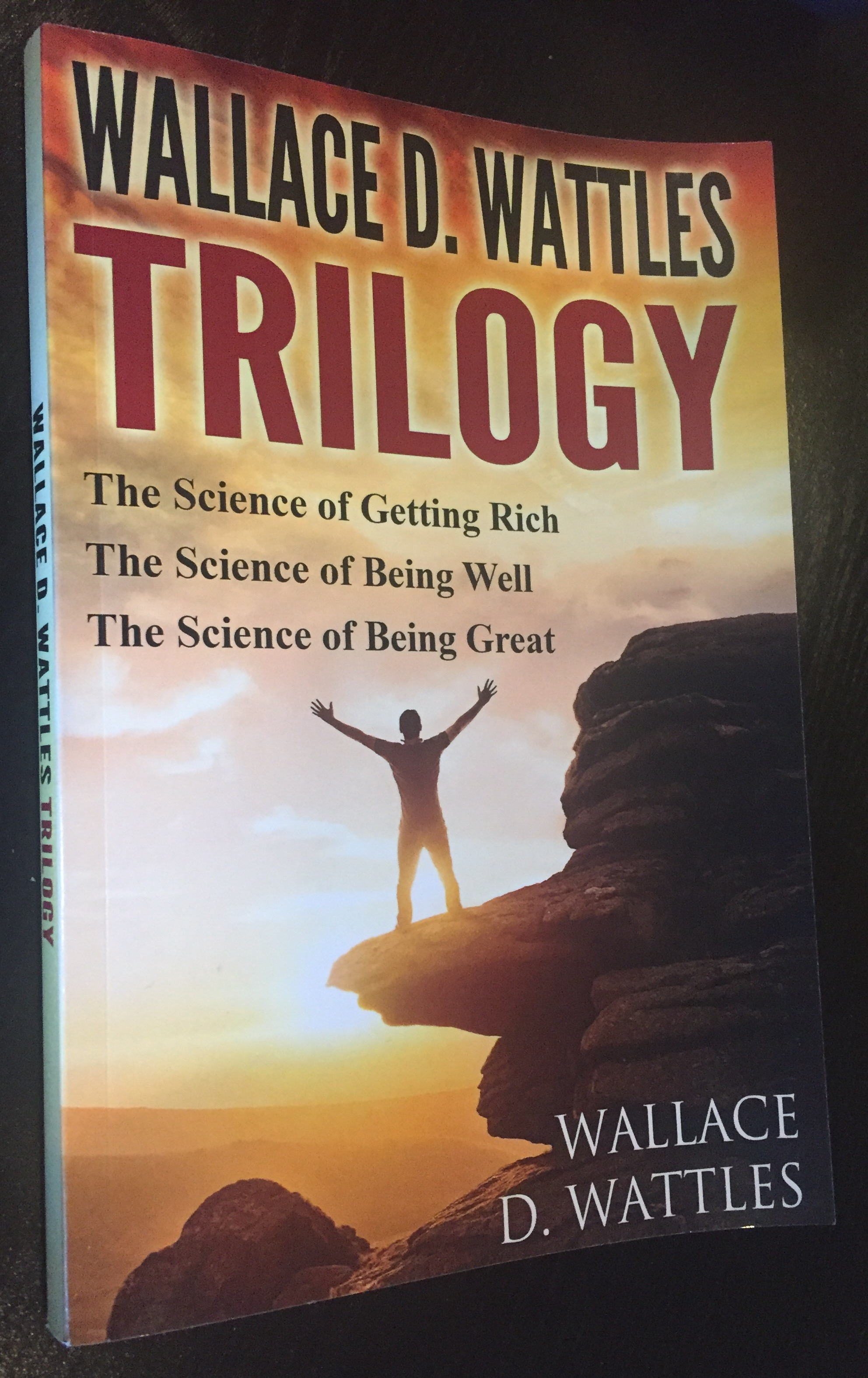 A book report – The Science of Being x